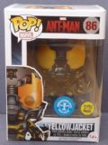 Ant Man Yellow Jacket Glow in the Dark Exclusive Pop! Vinyl Figure